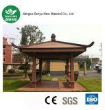 Pabellón incombustible e impermeable del jardín de WPC