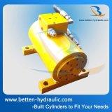 160 изготовлений цилиндра роторного привода штанги гидровлических
