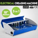Creasing 3in1 460mm электрический бумажный умирает автомат для резки