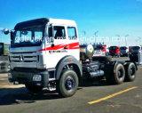 BEIBEN 6x4/6x6 힘 별 트랙터 헤드 트럭