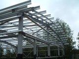 Гальванизированная рамка c Chanels раздела c для стальной структуры