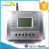 Solarcontroller 60A LCD-Bildschirmanzeige-Aufladeeinheit für 12V 24V Sonnensystem mit USB L60