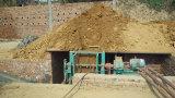 벽돌 만들기 기계를 위한 찰흙 상자 지류
