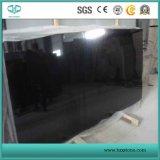 Китайские совершенно черные сляб гранита & плитка/чисто черный гранит/Countertop Shanxi черный для украшения