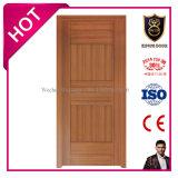 Portes affleurantes en bois de vente chaudes de PVC de forces de défense principale de Chambre de porte moderne de modèle