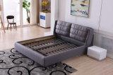 Домашняя кровать ткани комнаты кровати мебели (698)