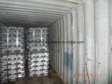 Usine en aluminium de matériau d'Al 99.7% de lingots de P1020 A00 A7
