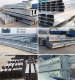 강철 경제 Prefabricated 건축재료 강철 작업장 구조