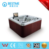 Banheira de hidromassagem Outdoor Outdoor SPA de China (BT-1801)