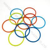 Выполненный на заказ силикон круглое кольцо формы o