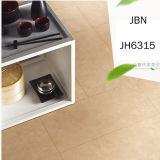 Azulejo de suelo esmaltado inyección de tinta de la porcelana del material de construcción (JH6315)