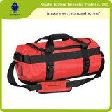 Belüftung-überzogenes Polyester-Gewebe für Beutel und Gepäck Tb034
