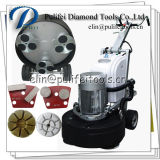 Concrete Floor HTC Grinder Tools 5 Dots Resin Polishing Propellent-actuated device