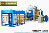 Hydraulische Automatische Concrete het Bedekken het Maken van de Baksteen Machine om het Maken van Machine te blokkeren