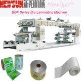 Máquina solvente de la laminación del animal doméstico Bgf-800