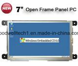 PC mini de 7 polegadas para aplicação industrial, Win CE 6.0 OS