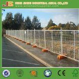 As vendas quentes galvanizaram o painel provisório da cerca da construção