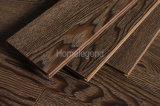 Настил золы Brown черноты проектированный деревянный