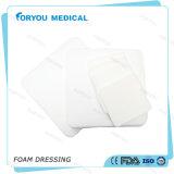 감염된 부상을%s 옷을 입는 Foryou 510k 은 접착성 거품