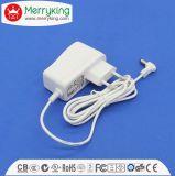 adattatore universale di CC di CA del VDE di 24V650mA 15.5W per l'alimentazione elettrica di commutazione