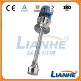 Misturador de levantamento do homogenizador do aço inoxidável