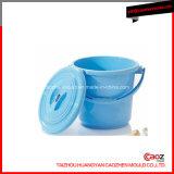 Горячая продавая пластичная прессформа ведра воды с крышкой