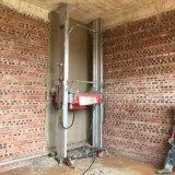 Cimento da parede da ferramenta do edifício da eficiência elevada que emplastra a máquina