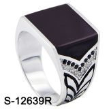 Levering voor doorverkoop 925 Zilveren van de fabriek Ring Jewellry