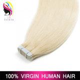 Remy 브라질 사람의 모발 Muti- 색깔 전 접착된 테이프 머리 연장