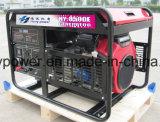 De Generator van de Benzine van Jiangdong Jd8000 van de Hoek van de Generator van de benzine