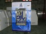 Expendidora automática de cristal del hielo de la visualización de la puerta