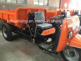 Coche eléctrico de fabricación del triciclo para el coche para la venta, motocicleta del triciclo del policía motorizado del cargo/del diesel tres