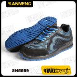 S1p Srcの青いKpuのトレーナーの安全靴