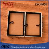 Алюминиевая резцовая коробка металла случая инструмента изготовленный на заказ