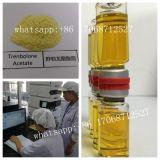 Acétate injectable personnalisé de Trenbolone de liquides de stéroïdes anabolisant pour le gain de muscle