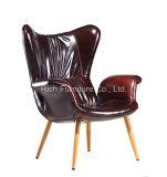Cadeira do lazer da sala de visitas do café da leitura