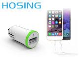Автоматический USB заряжателя автомобиля мобильного телефона 1A 2.1A электроники для телефонов