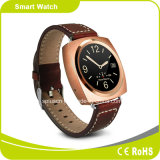 Relógio esperto da sincronização Smartphone Mtk2502c da medida da frequência cardíaca do monitor do sono do podómetro