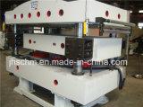 Llena de transferencia automático hidráulico de la máquina de estampado en caliente lámina de PVC Panel