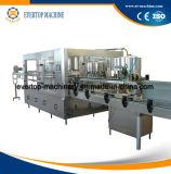 Precio modificado para requisitos particulares de la máquina de rellenar del agua mineral 3 in-1