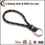 Kundenspezifischer Firmenzeichen-Förderung-Geschenk-Schlüssel-Halter/Qualitäts-kurze Schlüsselkette