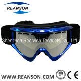 Reanson二重レンズのヘルメットの互換性のあるAnti-Fogスキーゴーグル