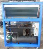 Refroidisseur d'eau refroidi par air de circulation de contrôle de température continuel