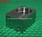 Hohe Präzision CNC-maschinell bearbeitenobjektivkappe für Digital-Produkt