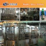 La malta sin alcohol de la botella del animal doméstico bebe la máquina del Rinser-Llenador-Capsulador