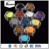 Glitter cosmético resistente solvente do pó maioria por atacado do Glitter