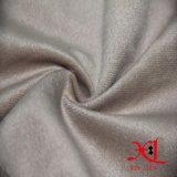 Отрежьте сплетенную бархатом ткань драпирования тканья софы полиэфира