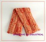 Umweltfreundliches aufbereitetes gedrucktes Stutzen-Kissen