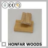 Portello dell'impiallacciatura materiale della decorazione o blocco per grafici di finestra di legno