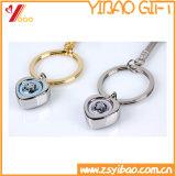 Het Metaal Keychloder Keychain van de douane en de Gift van de Bevordering van de Sleutelring (yB-Keyholder)